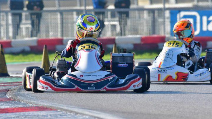 Revelação do kartismo brasileiro na Europa, Miguel Costa inicia 2021 com foco no Mundial no Brasil