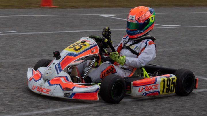 Enzo Vidmontiene conquista dois pódios na Flórida e termina todas as corridas dentro do top-5