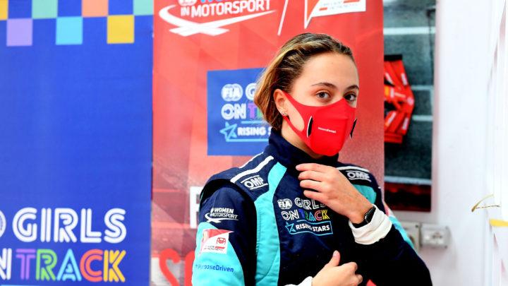 """Júlia Ayoub destaca programa para jovens mulheres da FIA: """"Superou todas as minhas expectativas"""""""