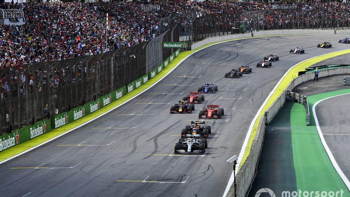 Após desistência da Globo, Band encaminha transmissão da F1 no Brasil