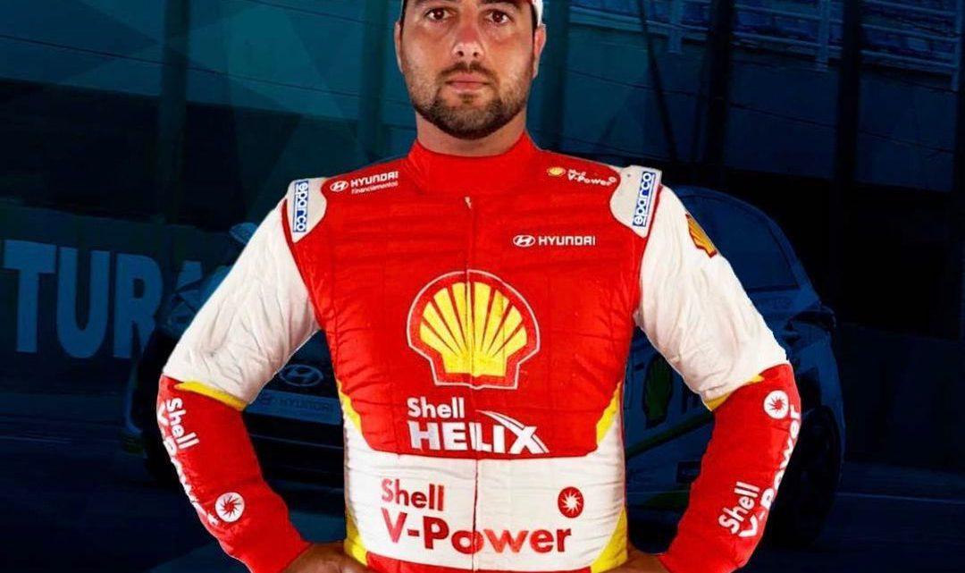 Shell escala Alberto Cattucci para defender seu título na Copa Shell HB20