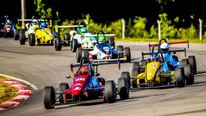 Fórmula 1.4 terá Campeonato Sul-Brasileiro em 2021 e inicia ano com treino coletivo em Londrina